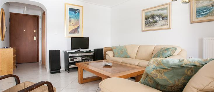 Cosy newbuild apartment 10min walk from ACROPOLIS