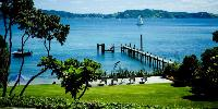 Accommodation Roberton Island New Zealand