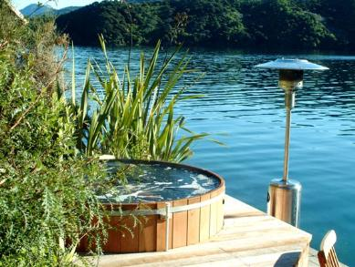 Queen Charlotte Sound accommodation