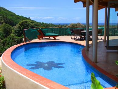 Muri Beach accommodation