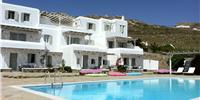 Accommodation Mykonos Greece