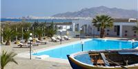 Accommodation Naxos Greece
