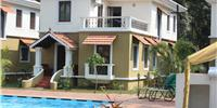 Accommodation North Goa India
