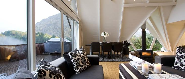 Queenstown Chic Chalet