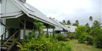 Accommodation Tautu Village Cook Islands