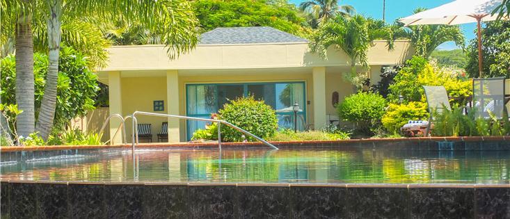 Blackrock Villa One.Cook Islands Tourism Accredited