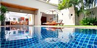 Accommodation Bang Tao Thailand