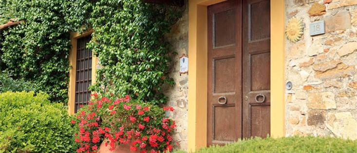 Cortine Val D´Elsa Meriggio
