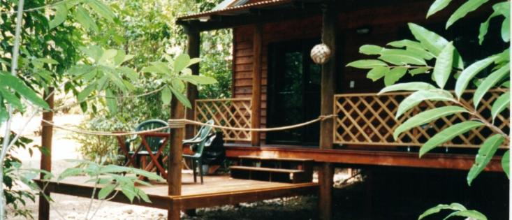 Crater Lakes Rainforest Cottage