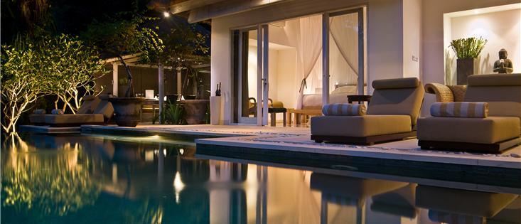 Villa Sungai Gold Bali Two Bedroom