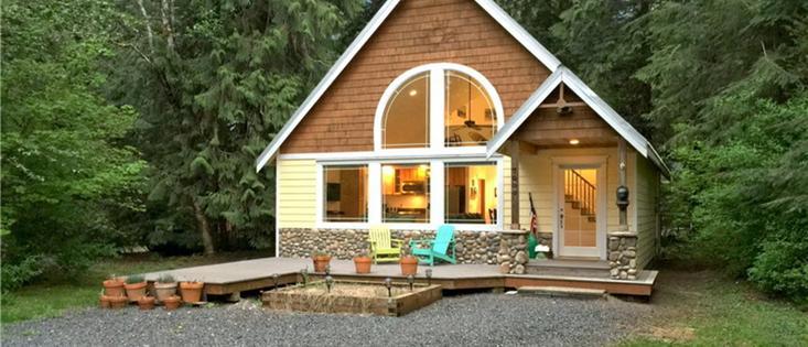Mt. Baker Lodging's Cabin #1