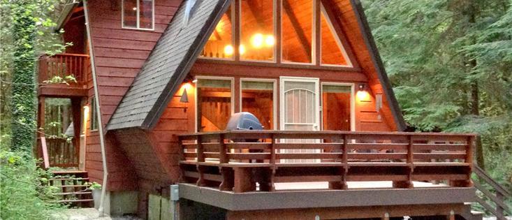 Mt. Baker Lodging's Cabin #15