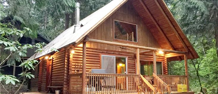 Mt. Baker Lodging's Cabin #17
