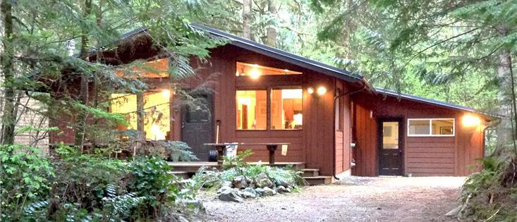Mt. Baker Lodging's Cabin #23