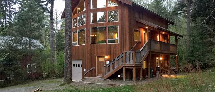 Mt. Baker Lodging's Cabin #40