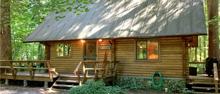 Mt. Baker Lodging's Cabin #43