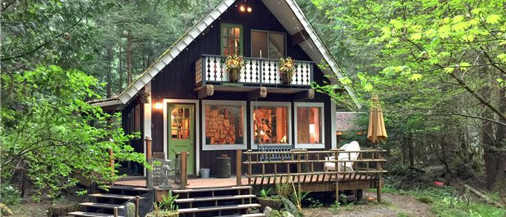 Mt. Baker Lodging's Cabin #73