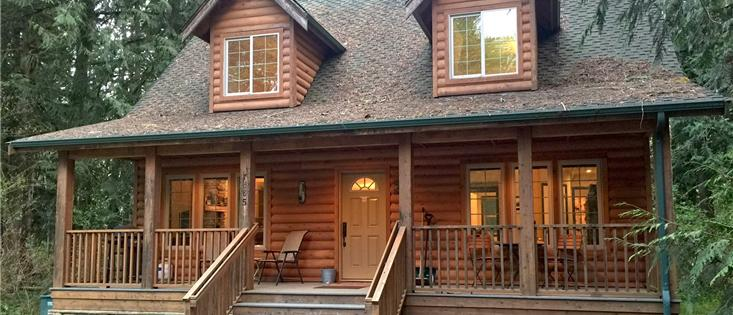 Mt. Baker Lodging's Cabin #89
