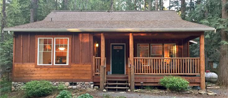 Mt. Baker Lodging's Cabin #95