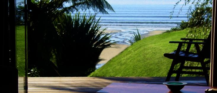 Adrift In Golden Bay Beachview cottage