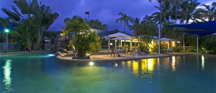 Nimrod Resort Apartments 2 Bedroom Deluxe Apartments