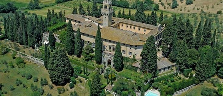 Castello Montegufoni   Il Cardinale