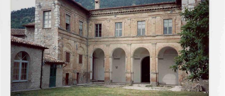 Palazzo Balducci  Residence  Studiolo