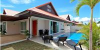 Accommodation Pattaya Thailand