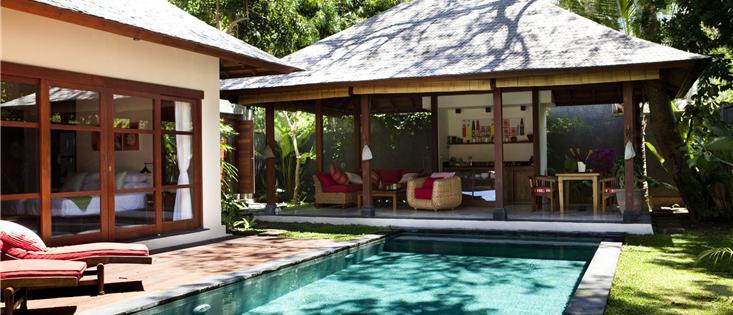Deluxe Tropical Pool Villa (2b) by Mango Tree Villas