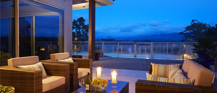Tasman Suite at  Almyra at Kina, Ruby Coast