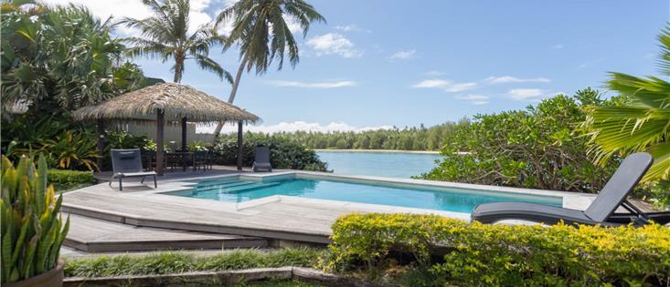 Muri Beach Villa