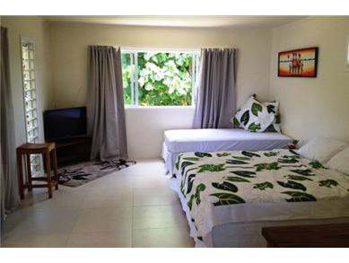 Nikao accommodation