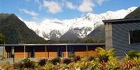 Accommodation Fox Glacier New Zealand