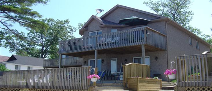 Wasaga River Resort Villa