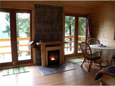 Harrison Hot Springs accommodation