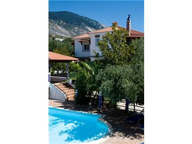 KEFALONIA accommodation