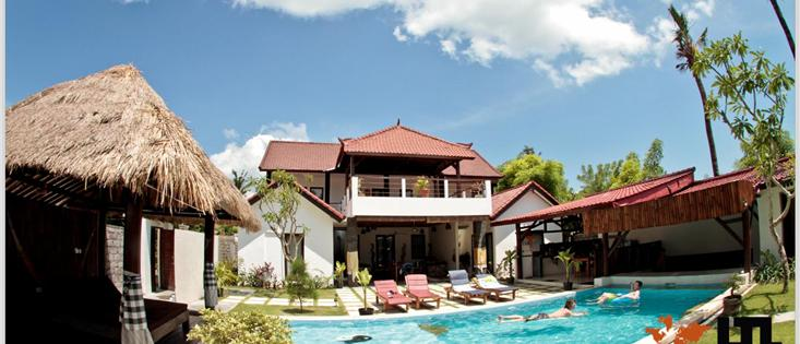 Lembongan Beach House
