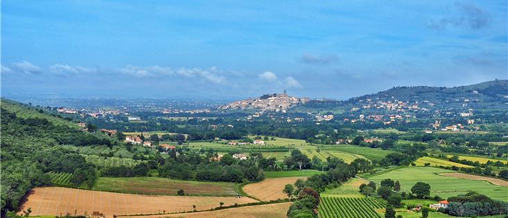 Castello Roccolo, Tuscany Villa