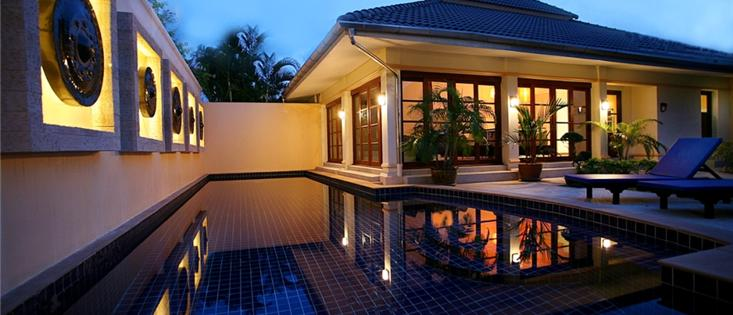 Beautiful Courtyard Villa with private pool