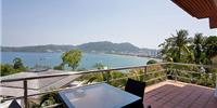 Accommodation Patong Beach Thailand