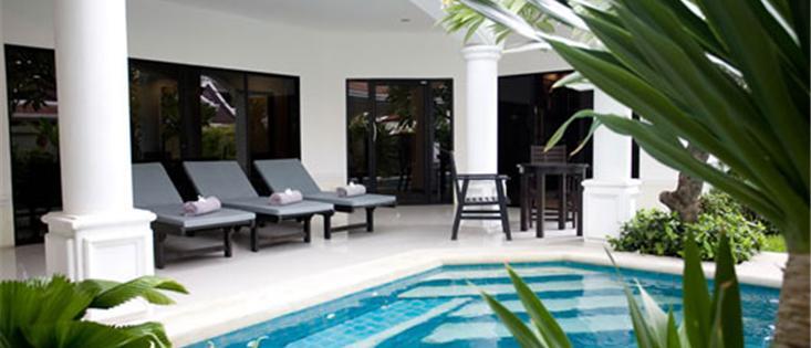 Na Jomtien Pool villa 3 Bed