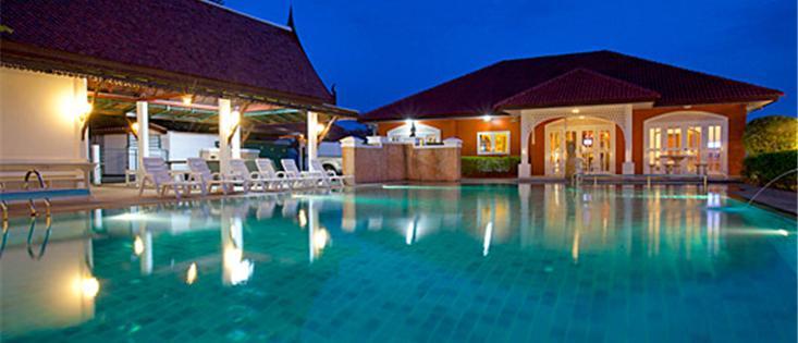 Thaitanium Villa Pattaya