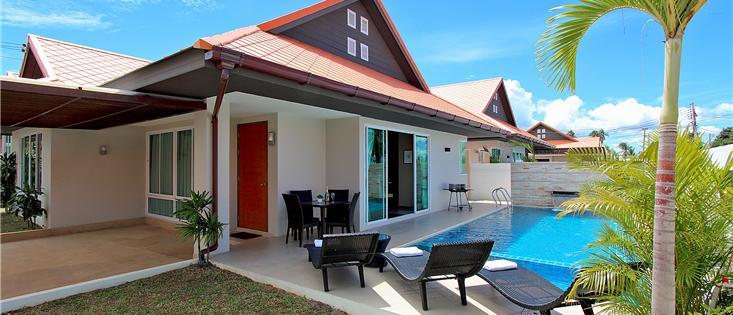 La Ville Pool Villa B03