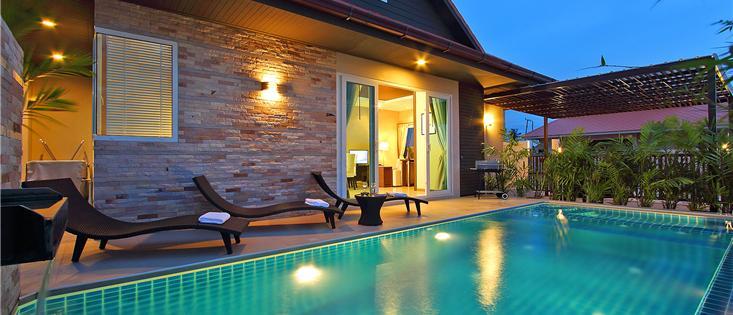 La Ville Pool Villa A01