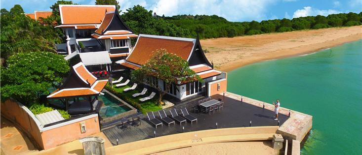 Divinity Villa Beachfront Pattaya 6 beds