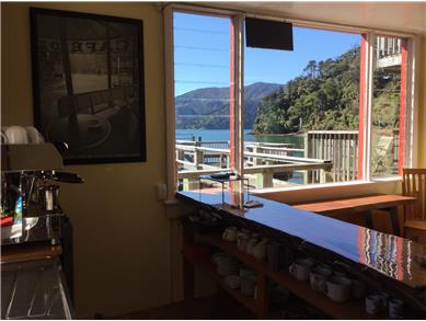 Pelorus Sound accommodation