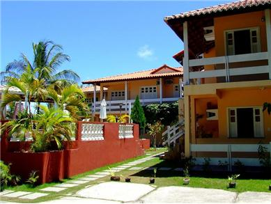 Porto Seguro accommodation