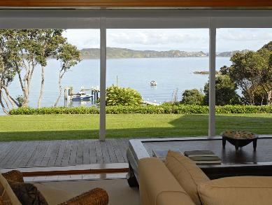 Roberton Island accommodation