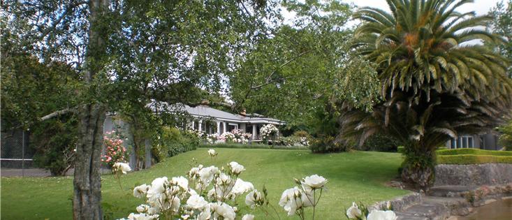The Lakehouse on Okareka