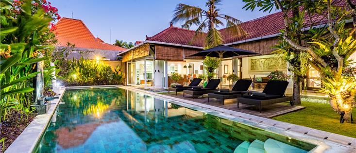 Villa Livo Sanur Bali